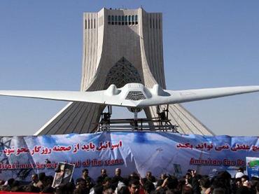 L'Iran a percé les secrets du drone américain RQ-170 capturé