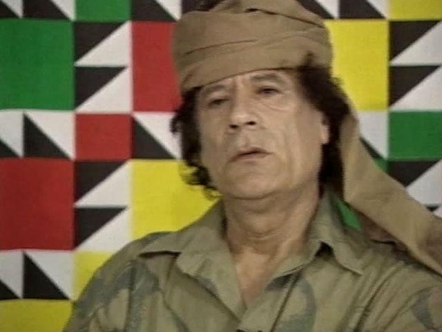 """Toute éloge de Kadhafi est dangereux, et les """"rats"""" le confirment."""