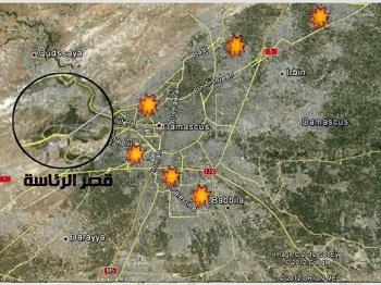 Armes chimiques en Syrie : ils menacent de gazer les alaouites (Vidéo)