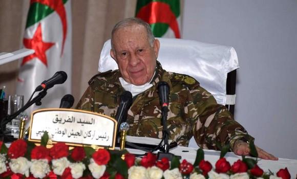 Révision de la Constitution Algérienne : appel à faire preuve d'abnégation pour la réussite du référendum
